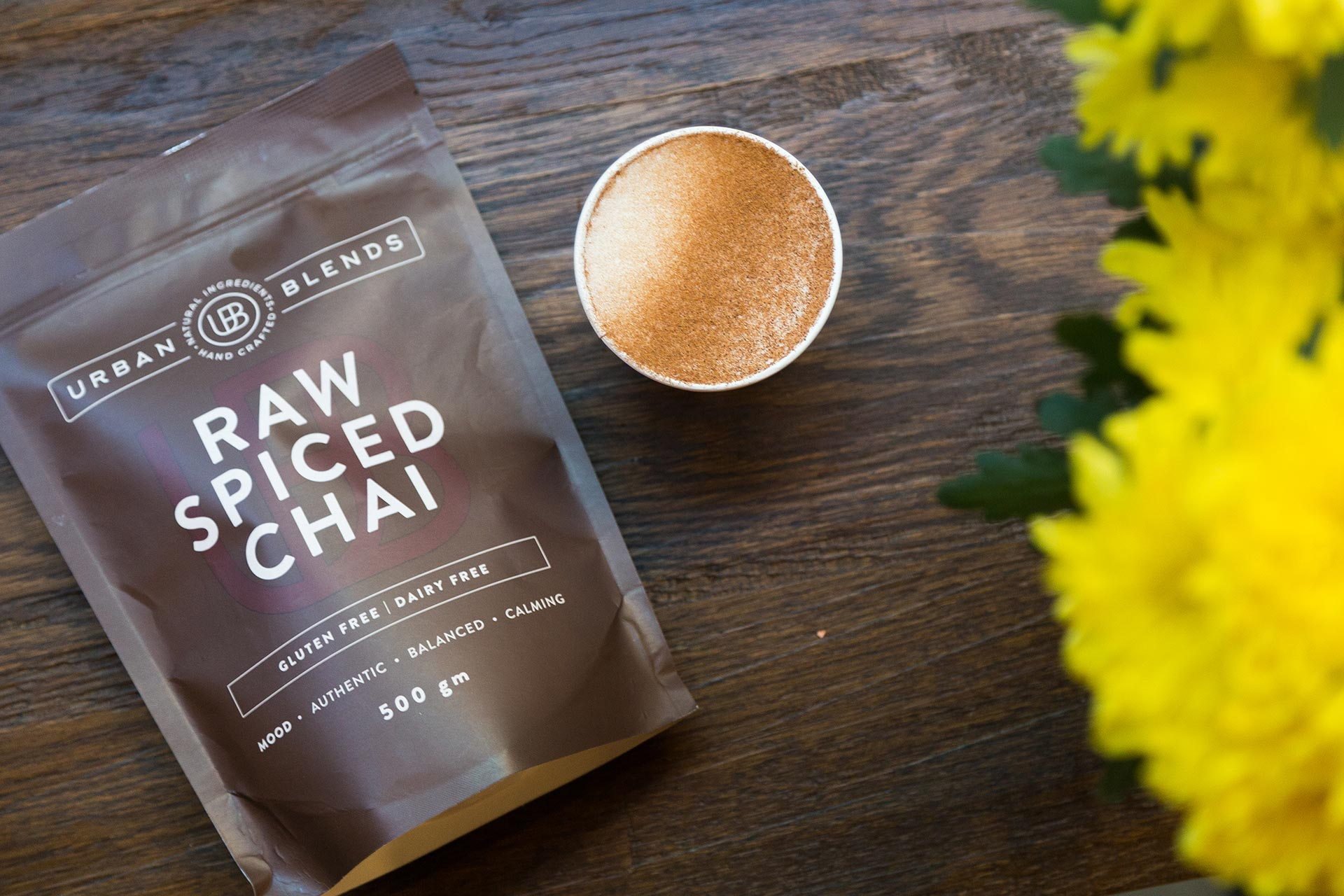 Gre3n Juice Bar Spiced Chai