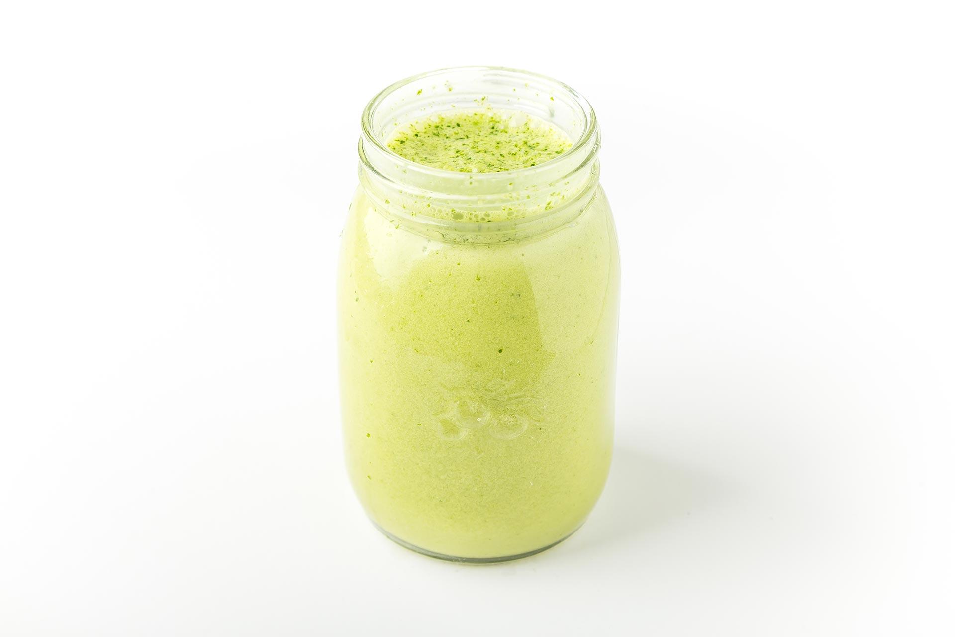 Gre3n Juice Bar H3 Hemp Oil Smoothie