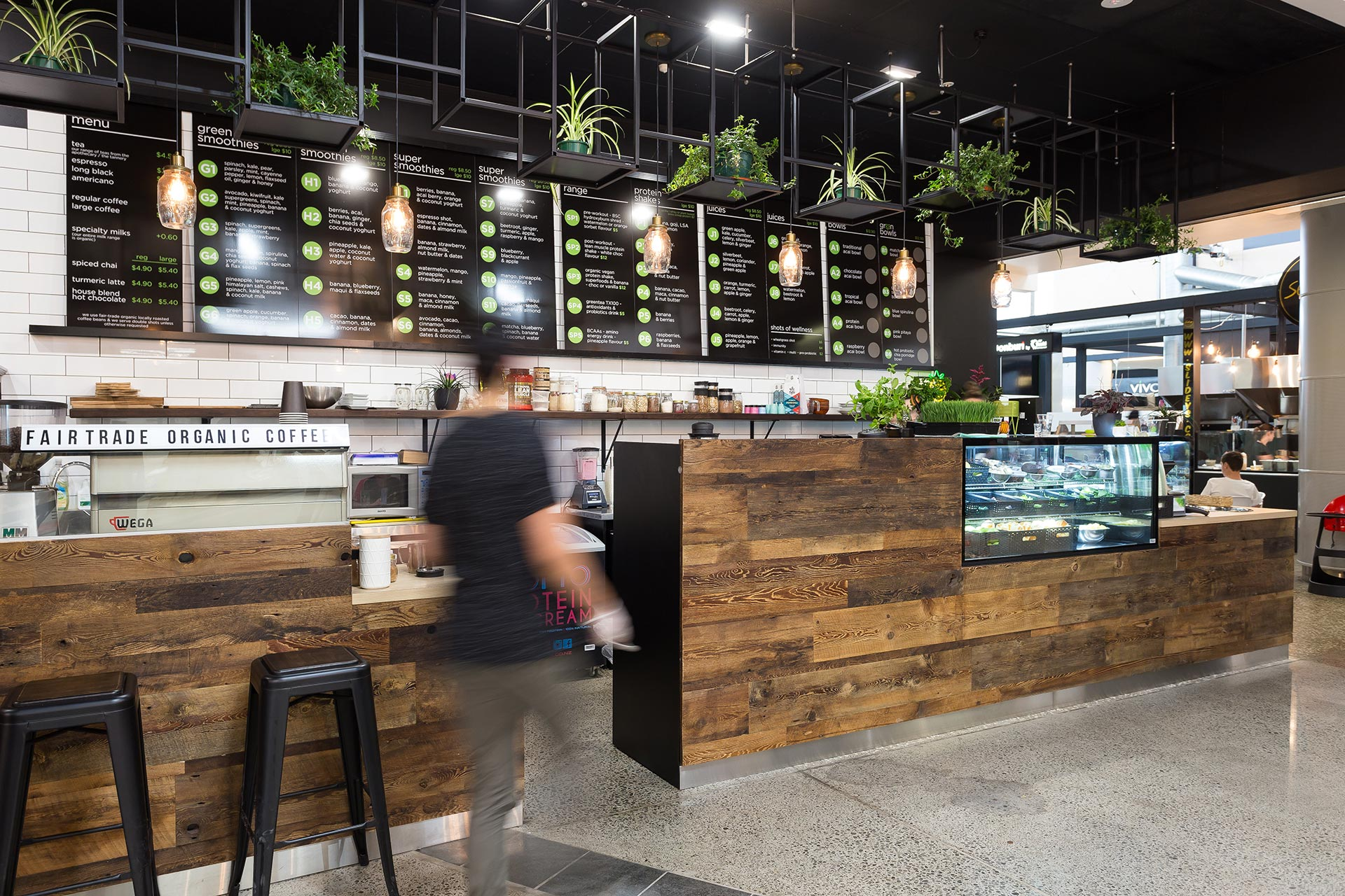 Gre3n Juice Bar The Colombo Christchurch